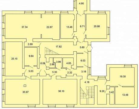 Продажа здания 746.7 кв.м, м.Елизаровская - Фото 2