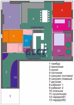 Трехкомнатная Квартира Москва, проспект Мира, д.188б, корп.4, СВАО - . - Фото 1