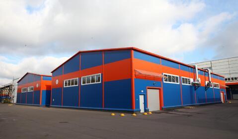 Производственно-складского помещения, Севастьянова 23 - Фото 1
