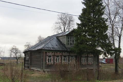 Дом с печкой, Баня, 25 соток, д. Шаблыкино - Фото 1