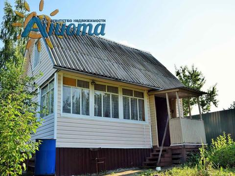 Дача вблизи деревни Акулово Боровского района Калужской области. - Фото 1