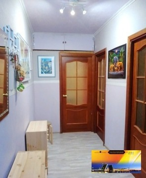 Квартира в Отличном состоянии на Будапештской улице д.74 в Прямой прод - Фото 1