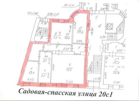 Торговое помещение в аренду 136.6 м2 - Фото 1