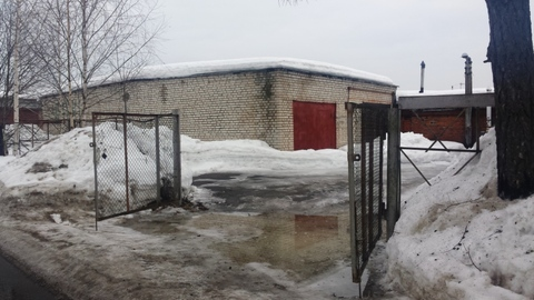 Сдается гараж в Зеленограде на Заводской - Фото 1