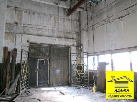 Здание с кранбалкой 3т отдельный въезд эл-во, газ - Фото 5