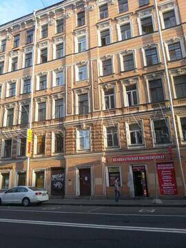Продажа комнаты, м. Чернышевская, Ул. Некрасова - Фото 1