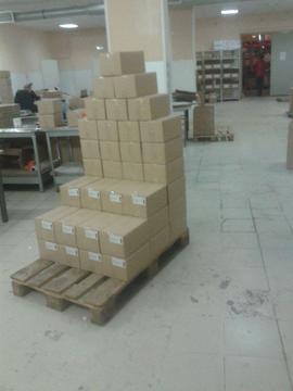 В аренду под склад производство в т.ч Пищевое 1100 кв.м. Без комиссии - Фото 1