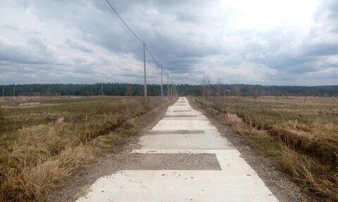 Участок 40 соток в д. Кравцово, Ступинского района - Фото 4