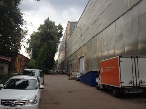 Сдается 1600 кв.м Производств.помещение М.Тушинская 19 м.пешком - Фото 1