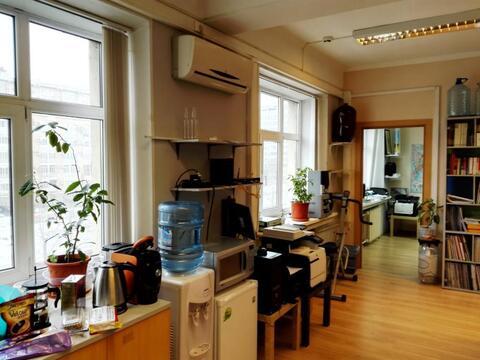 Офис 60 м2 у м. Белорусская. - Фото 1