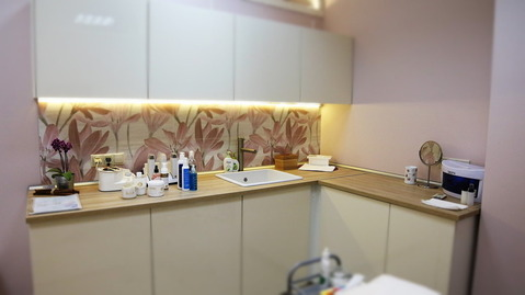 Оборудованный косметологический кабинет, 24 кв.м - Фото 1