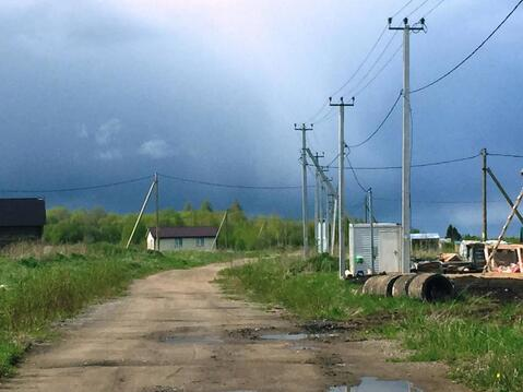 Продажа участка, Кольцеево, Вологодский район - Фото 4