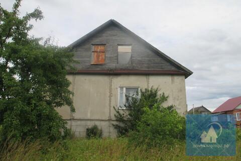 Кирпичный дом с баней, с удобствами, возле Гдова - Фото 3