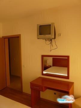 Светлая и просторная двухкомнатная квартира у моря в Болгарии, Солнечн - Фото 4