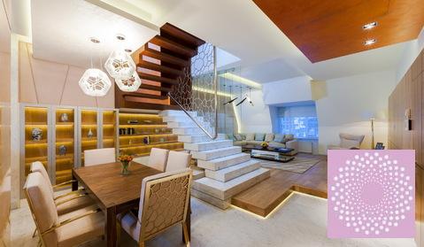 Двухэтажная квартира с отделкой в коттеджном поселке - Фото 1