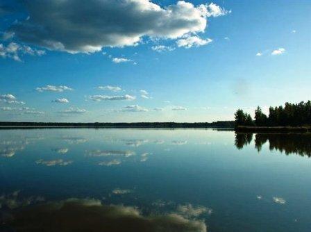 пра озеро великое рыбалка