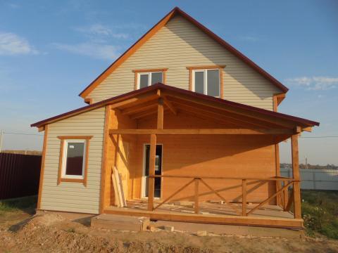 Продается дом в совхозе Победа - Фото 5