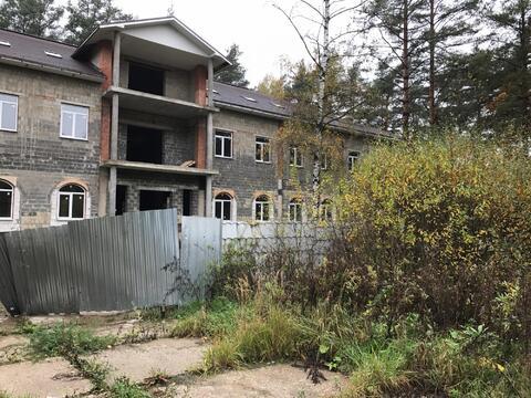 Коммерческое строение 1500 кв м д. Шмеленки - Фото 1