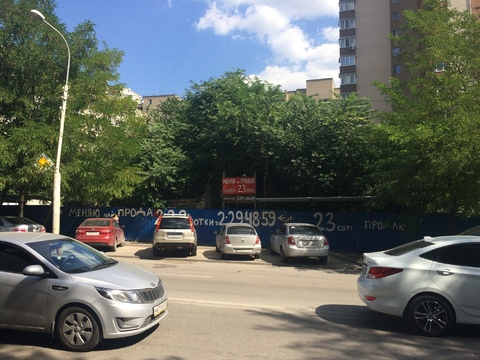 Продаю 23 сотки по ул.Соколова\ул.Варфоломеева-район цгб - Фото 2