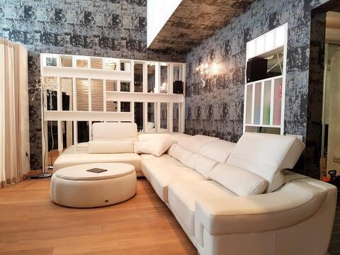 Продается двухуровневая квартира с брендовой мебелью и техникой - Фото 1