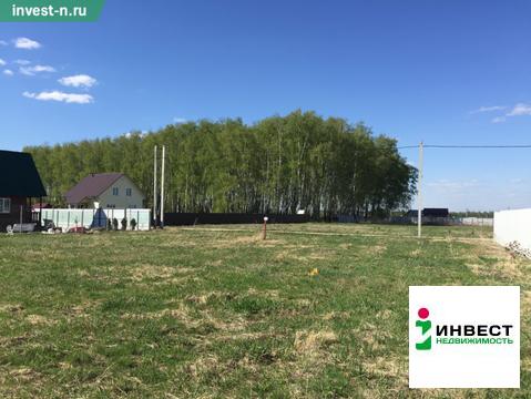 Продажа участка, Симоново, Заокский район - Фото 3