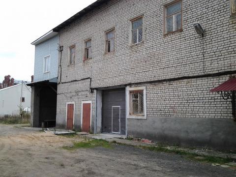 Производственное здание 1100 кв.м. - Фото 1