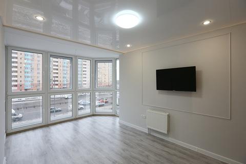 Отличная квартира с евроремонтом и панорамным видом! - Фото 5