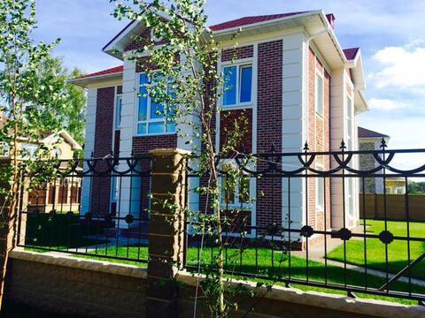 Кирпичный дом 210м - Фото 1