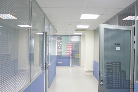 Офис 31,4м в бизнес-центре у метро Калужская - Фото 5