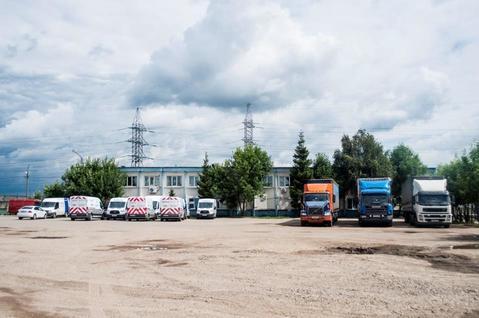 Производственно-складской комплекс 11 325 м2 в Домодедово, - Фото 4