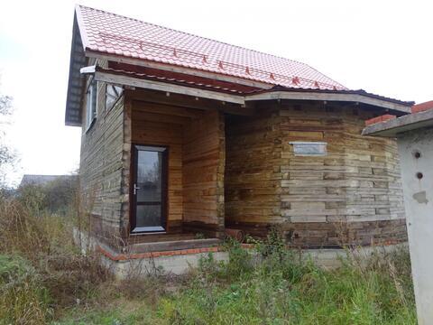 Дом 120 кв.м. в деревне Крюково, Тульской области, Заокского района - Фото 1