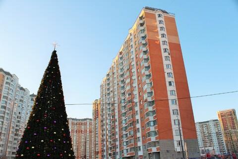 Просторная квартира с дизайнерским ремонтом в мкр.Град Московский - Фото 1
