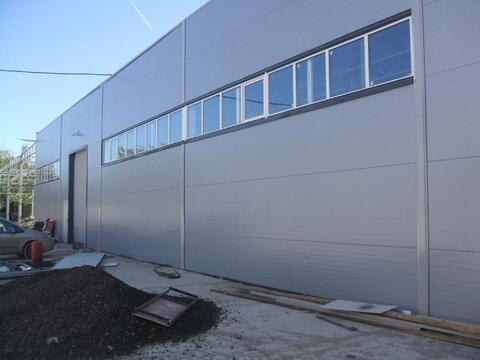 Сдается новый склад 576 кв. м Класс А - Фото 1