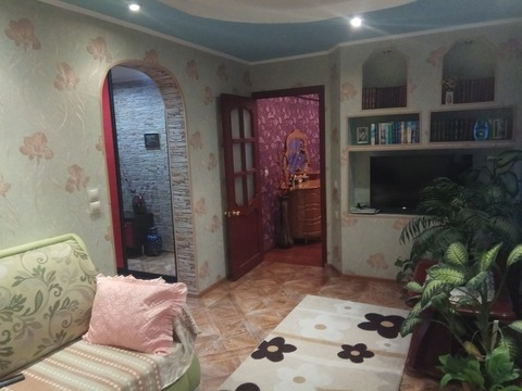 Квартира 4 ком. 64.5 кв. м. - Фото 3