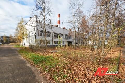 Аренда склад/производство 1980 кв.м, д. Хлюпино, МО - Фото 1