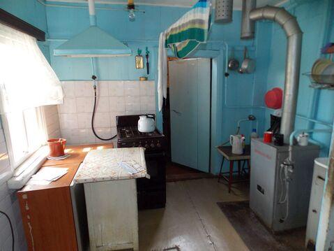Ухоженный жилой бревенчатый дом с газовым отоплением в Иваново - Фото 4