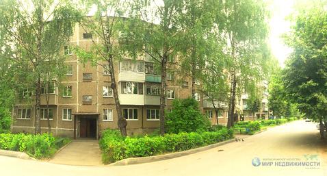 Двухкомнатная квартиры в Волоколамском районе пос. Сычево - Фото 1