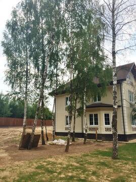 Кирпичный дом 400 м2, чистовая отделка, газ и свет, Калужское ш 24 км - Фото 2