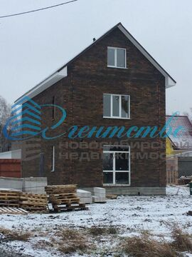 Продажа дома, Тулинский, Новосибирский район, Академика Першилина - Фото 2