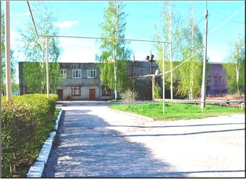 Здание под производство Рязанская обл. г. Скопин - Фото 1