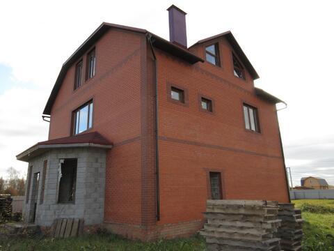 Продам Дом 300 кв.м, д. Большое Щапово, Клинский р-н - Фото 3
