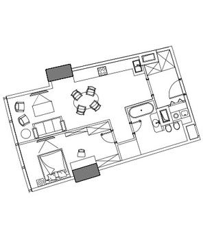 Апартаменты башня Восток , цена от застройщика - Фото 1