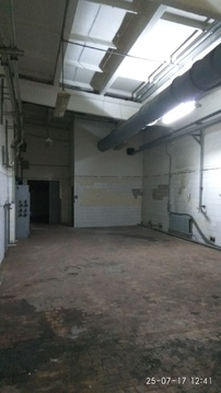 Сдается теплое складское помещение 917м2, 1эт, на ул.Новоселов дом 49 - Фото 4
