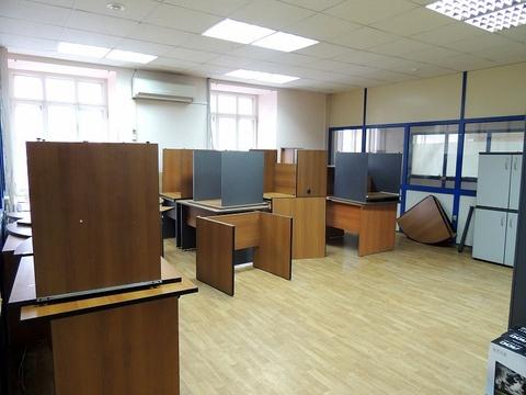Аренда офисного помещения 122,9 м2 отдельным блоком Авиамоторная - Фото 2