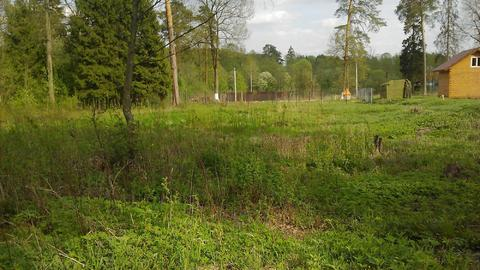Продам земельный участок в г.Наро-Фоминск Лубянка - Фото 1