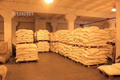 Помещ. под склад, раб. сост, отапл, выс.:4,6 м, пол бетон, 5 груз. л - Фото 5