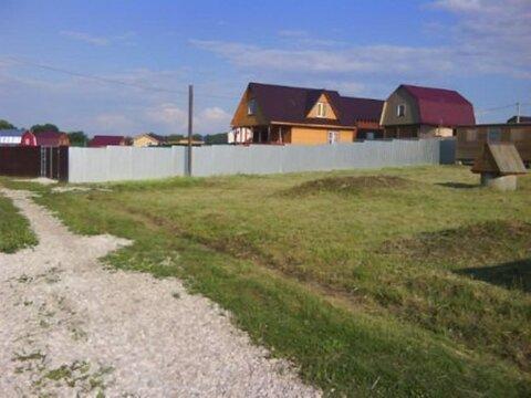 Продается земельный участок, Ненашево, 8 сот - Фото 4