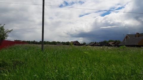 Продается земельный участок, Перхурово, 25 сот - Фото 3