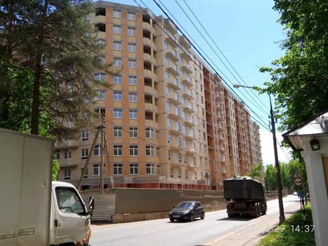 ЖК «Радужный», ввод в эксплуатацию iv квартал 2017 года.