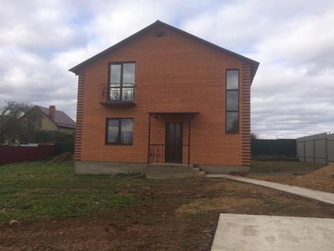 Продаётся новый кирпичный дом 160 мет